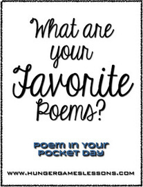 Share Your Favorite Poems for Poem in Your Pocket Day | Websites to Share with Students in English Language Arts Classrooms | Scoop.it