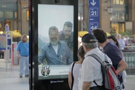 The Swiss Mountain Man in This Interactive Billboard Yodels and Gives People Free Train Tickets | Travel Tech and Innovation | Scoop.it