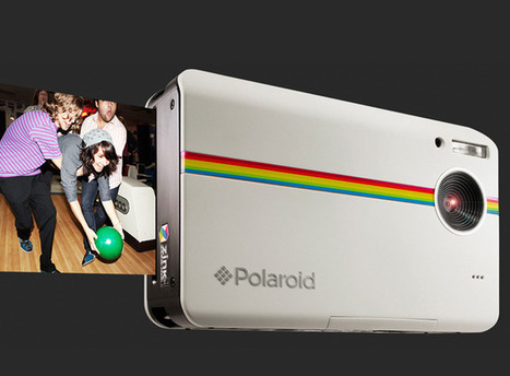 The Polaroid social camera | Istantanea | Scoop.it