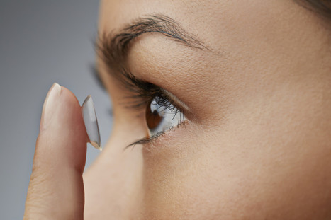 LOOK: Telescopic Contact Lenses Are Real   Radio Show Contents   Scoop.it