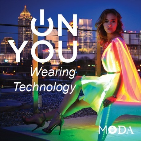 MODA | On You: Wearing Technology | design exhibitions | Scoop.it