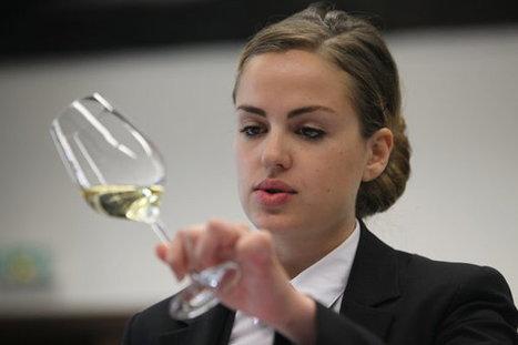 Le meilleur élève sommelier de France est une sommelière ! | Le Vin en Grand - Vivez en Grand ! www.vinengrand.com | Scoop.it