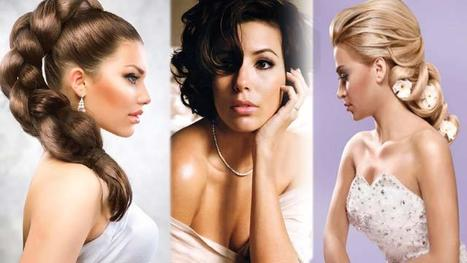 Stylish hairdos for a different look | Fashion Trends | Scoop.it