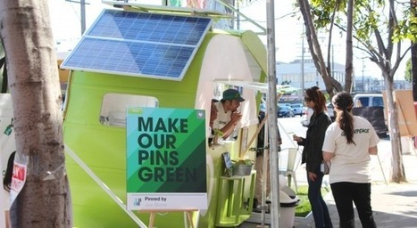 Make Our Pins Green: attacco al cuore di Pinterest - SocialDaily Italia | Social Daily | Scoop.it