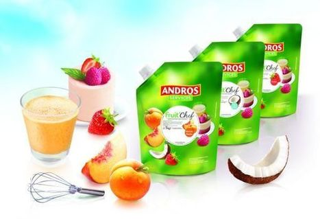 Actu snackfoods / STRATEGIE : Andros Restauration mise sur une approche transversale | New Trend for food | Scoop.it