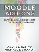 Moodle Add-ons available on Kindle and iTunes | Moodle Mahara | Scoop.it