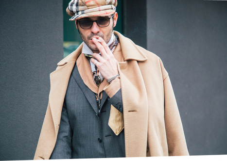 A Quick Look at Men's Fashion Trends for Fall 2013 - The LA Fashion magazine | Best of the Los Angeles Fashion | Scoop.it
