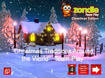Christmas games released. zondle Team play Christmas edition and ... | #Zondle | Scoop.it