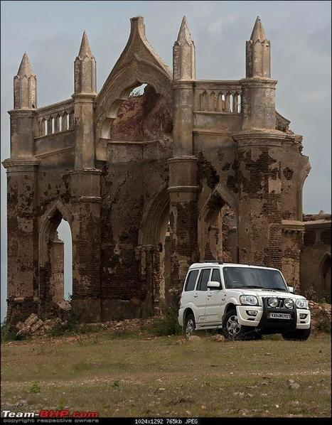 2 BHPians and their photo-trip to the 150-year old Rosary Church, Shettihalli - Team-BHP | Incredible Karnataka | Scoop.it