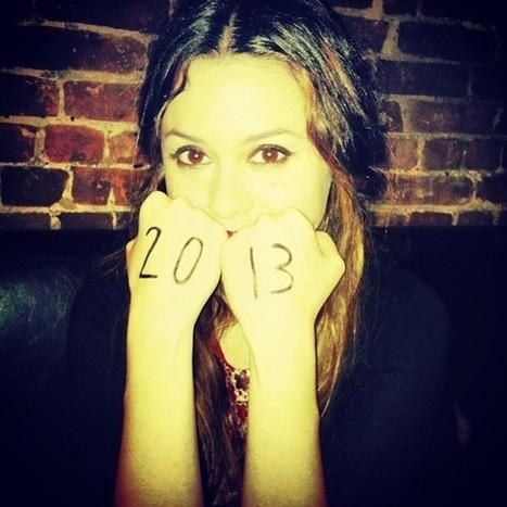 Bonne Année 2013   Facebook   Des nouvelles d'Emilie Simon   Scoop.it