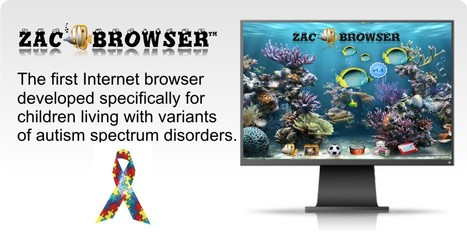 Zac Browser | Zone for Autistic Children | UDL & ICT in education | Scoop.it