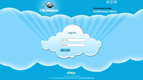 Citrix Receiver for Web Access, Custom Citrix Receiver for Web | Interface Customization Services | Scoop.it