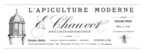 French Beekeeper's Letterhead Transfer - The Graphics Fairy   Decoupage   Scoop.it