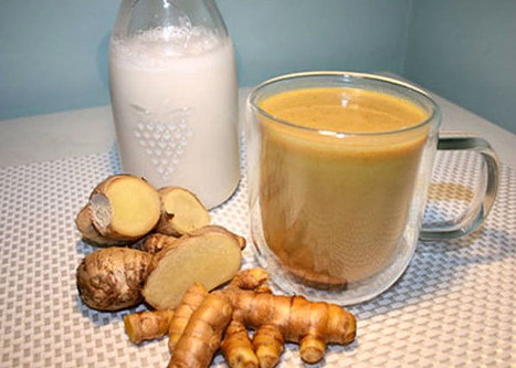Blend Turmeric + Ginger With Coconut Milk. Drink Before Bed To Flush Liver Toxins While You Sleep | Green Consumer Forum | Scoop.it