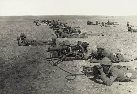 Free Image on Pixabay - Machine Gun, Soldiers, Front | 21st Century School Libraries | Scoop.it