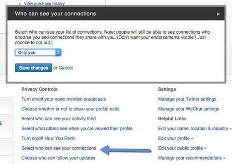 How to Make Sure Your LinkedIn Account Is Secure | Linkedin for Business Marketing | Scoop.it