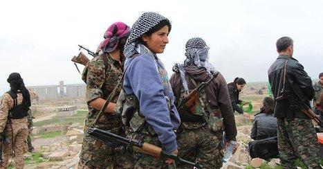 When Women Fight ISIS | Fabulous Feminism | Scoop.it