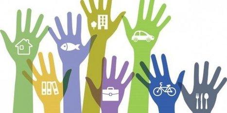 Economie du partage : un bouleversement pour les grandes entreprises | Economía del Bien Común | Scoop.it