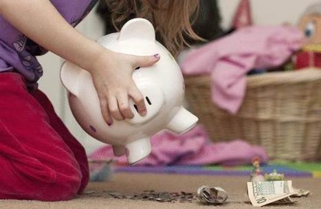 The true value of pocket money | Financial | Scoop.it