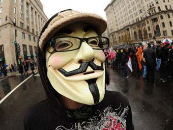 Anonymous attacking creators of indefinite detention bill — RT | MN News Hound | Scoop.it