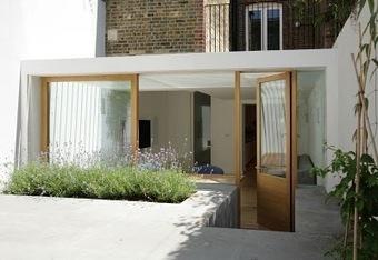 Une extension contemporaine pour une maison victorienne   Déco Design   Scoop.it