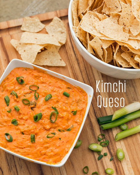 #Recipe : How To Make Kimchi Queso | My Favorite Things | DIY & Crafts | Scoop.it