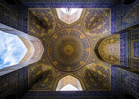 Iran's Exquisitely Intricate  Mosques | Urban Decay Photography | Scoop.it