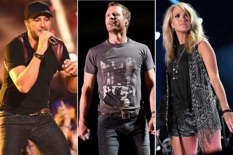 Country Stars Soak Up Summertime [PICTURES] | Country Music Today | Scoop.it