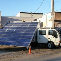 This Solar Truck Is Bringing Emergency Energy to Rockaway | Five Regions of the Future | Scoop.it