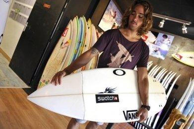 Les shapers : pompiers des planches de surf   surfinfo   Scoop.it