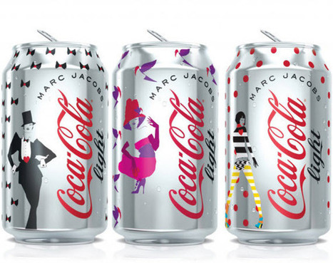 Marc Jacobs for Diet Coke | Inspired Print Design | Scoop.it