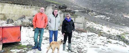 Aulon : Aline et Pascal affinent leur projet de reconstruction | Vallée d'Aure - Pyrénées | Scoop.it
