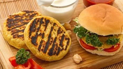 Ricette di hamburger vegetariani - DireDonna | Seitan & dintorni | Scoop.it