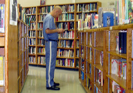 Inmates Repair Their Lives By Fixing Books   Library Collaboration   Scoop.it