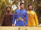 Picasso and Waleed Ahmed Menswear Collection 2013 For Eid | Fashion Blog | Scoop.it
