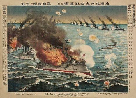 Japan's Attack on Port Arthur | Meiji Japan | Scoop.it