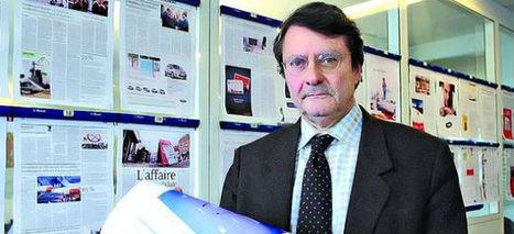 Contenido » Fallece Erik Izraelewicz, director de Le Monde | le monde diplomatique | Scoop.it