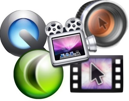 Overzicht van screencast software | Nieuws en wetenswaardigheden NaSk | Scoop.it