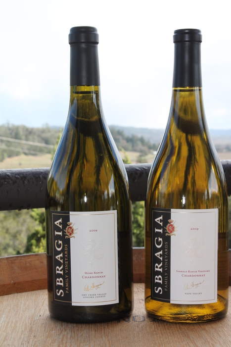 Sbragia Family Vineyards - Dry Creek Valley, CA Winery - A Tale Of Two Chardonnays | Wine Talk | Scoop.it
