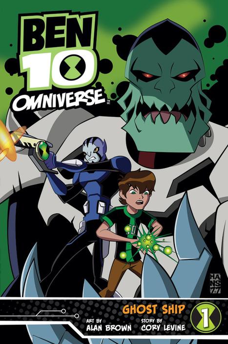 MTV Geek – ViZ Releasing A Series Of 'Ben 10: Omniverse' OGNs ... | Ben 10 Alien Swarm Leather costume | Scoop.it
