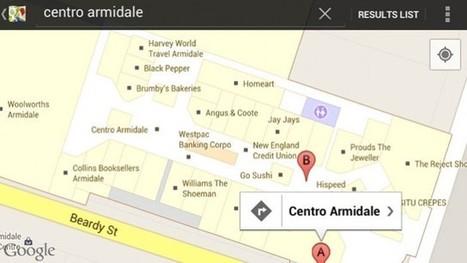 Google Maps For Android Heads Indoors Across Australia   App Buzz   Scoop.it