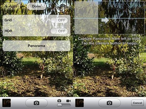 "How to Unlock the Hidden Panorama Mode in iOS 5 Without Jailbreaking | ""Cameras, Camcorders, Pictures, HDR, Gadgets, Films, Movies, Landscapes"" 