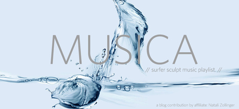 Musica // Surfer Sculpt Playlist | Paddle Into Fitness | Profeactivo | Scoop.it
