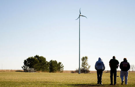 Wind for Schools program ends, but learning continues | Lifelong Learning | Scoop.it