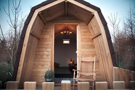 On glamping and Escaping to Wales | Glamping | Scoop.it