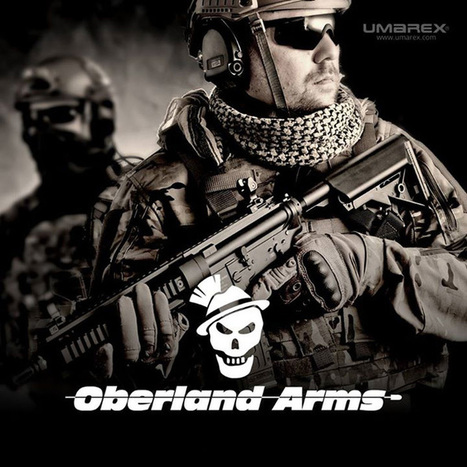 Oberland Arms Licence Acquired by Umarex - Popular Airsoft NEWS | Thumpy's 3D House of Airsoft™ @ Scoop.it | Scoop.it