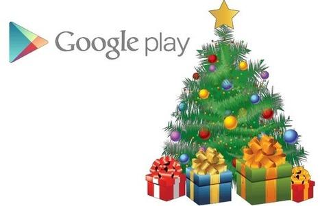 Google Play Device realizza il calendario natalizio | Angariblog.net | angariano | Scoop.it