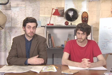 Map Men: teaching geography through comedy | Geography Education | Scoop.it