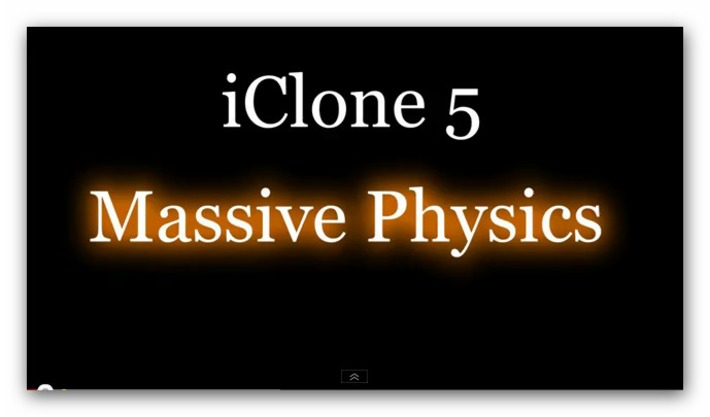 iClone 5 MASSIVE: Epic Effects with Physics, Particles, and Trees « Safegaard.com – Movie Theater | Machinimania | Scoop.it