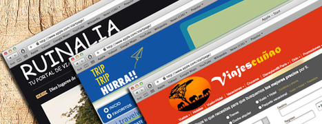 Tres webs de viajes para 2014 | Noticias del sector | Scoop.it